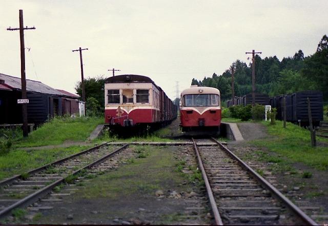 南部縦貫鉄道 ~古い写真から~:...